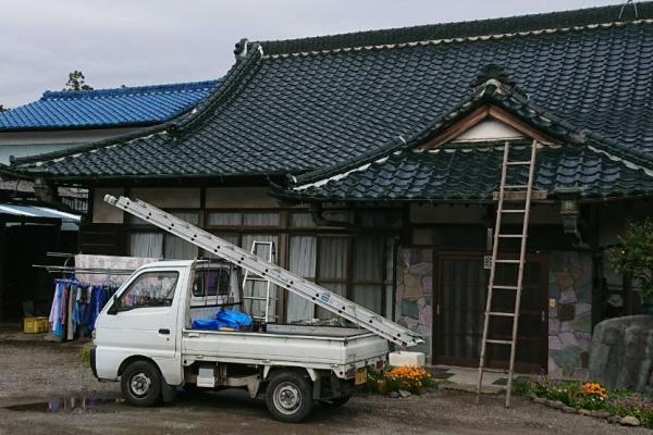 小さな屋根工事も対応